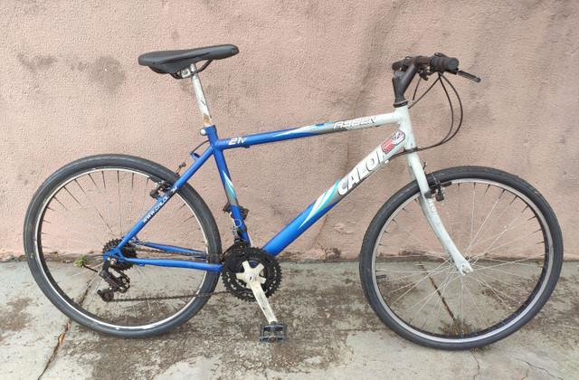 Bicicleta bike caloi aspen aro 26