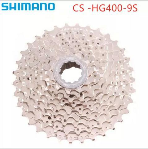 Cassete shimano alívio cs-hg400-9 9v 11-36