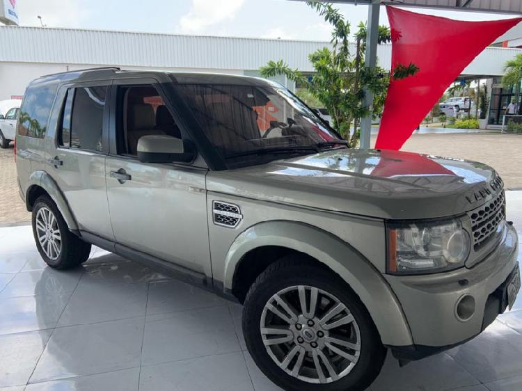 Land rover discovery 4 hse 2011
