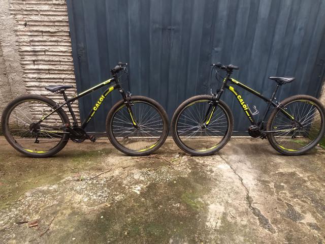 Vendo bicicletas mtb caloi velox 21 marchas aro 29