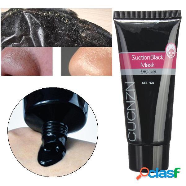 Máscara facial de limpeza profunda blackhead máscara de acne de cucnzn