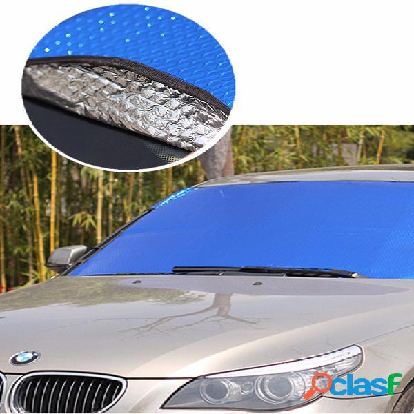 Proteção solar para janelas do carro proteção anti-calor para-brisa do carro proteção solar para carros