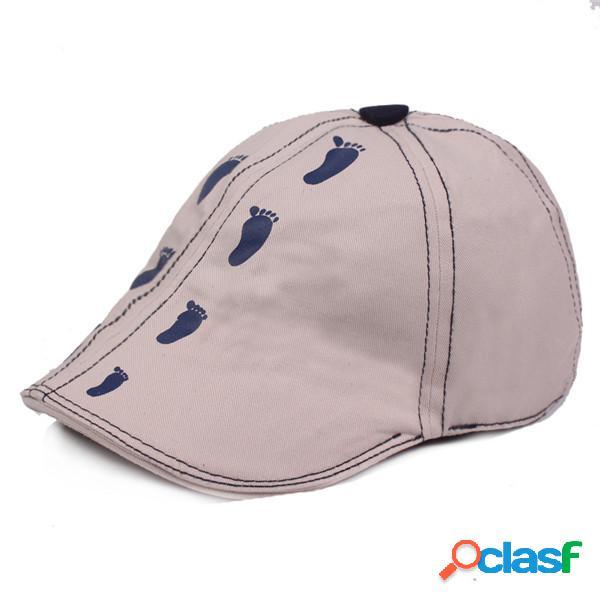 Tampão fino boina respirável da boina do verão chapéu ajustável do algodão para homens e mulheres
