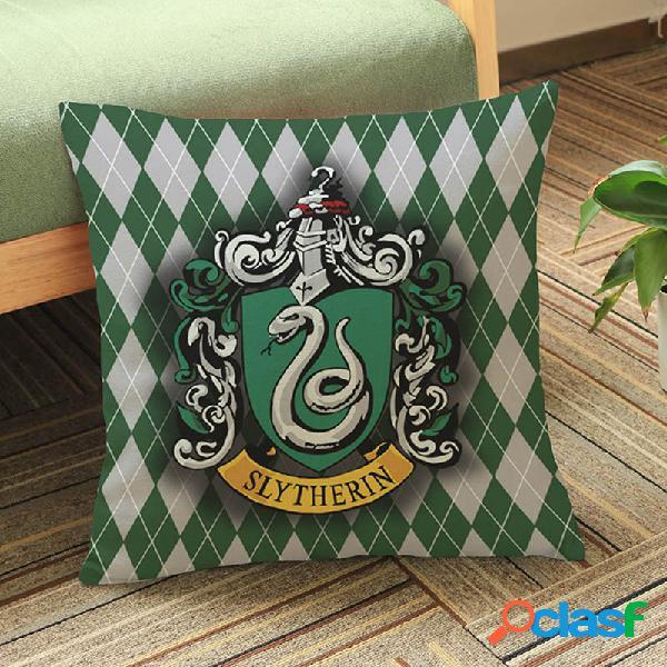 45x45 cm decoração de casa filme clássico flim icons 5 padrões opcionais de algodão travesseiro