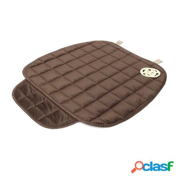 Capa para assento de carro universal square wistiti sponge primeira fila almofada pequena para cadeira de auto