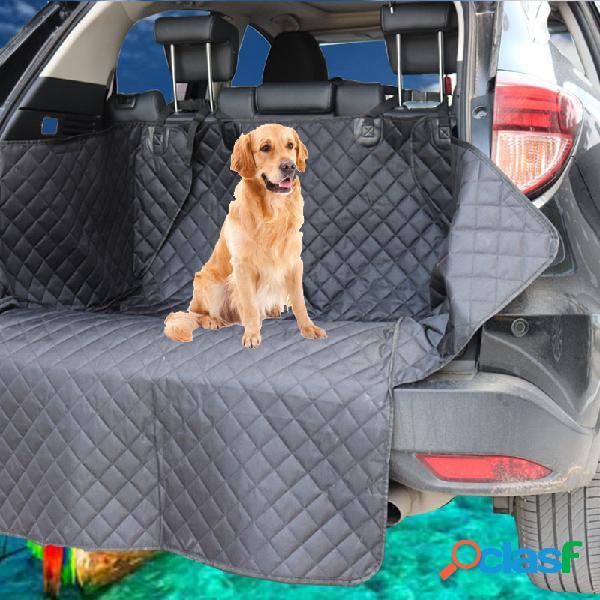 Esteira para animais de estimação à prova d 'água esteira para animais de estimação estende comprimento esteira para animais de estimação cachorro suv