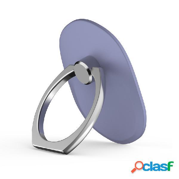 Anel do telefone do dedo do metal do anel de dedo do suporte