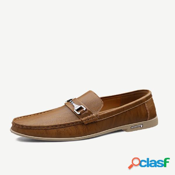 Sapatos masculinos da temporada de couro novos sapatos masculinos casuais empresariais soft inferior respirável youth conjuntos de pés sapatos wild tide