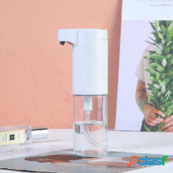 Xiaowei x7 100mlni indução automática sensor espuma sabão dispensador touchless banheiro dispenser