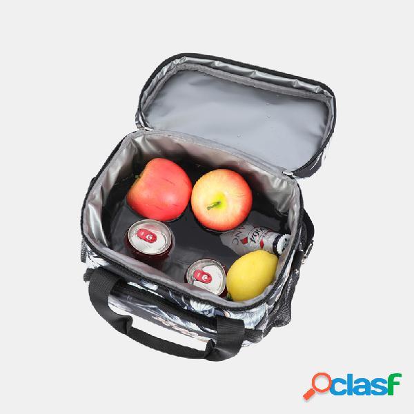 Armazenamento multifuncional bolsa bolsa à prova d'água para retenção de calor bolsa