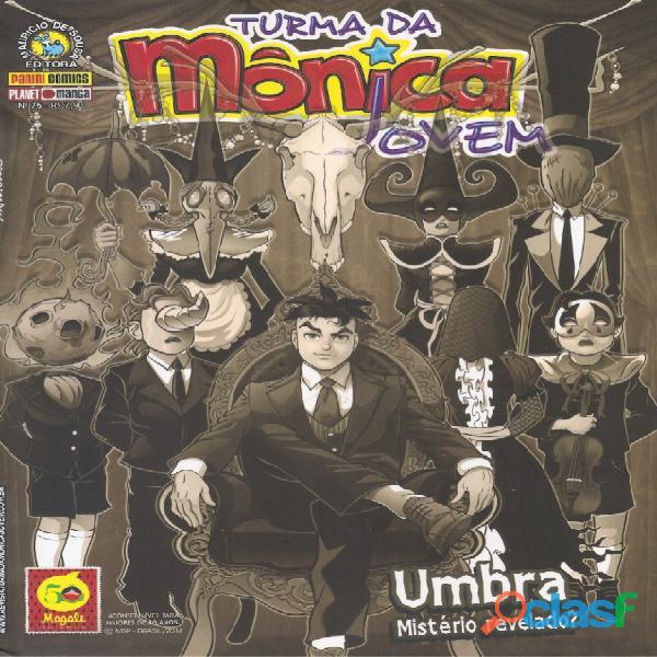 Gibis da Série Turma da Monica Jovem 6