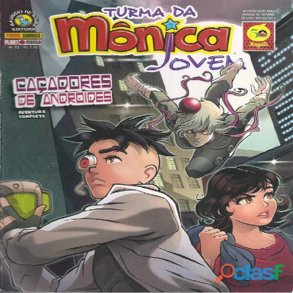 Gibis da Série Turma da Monica Jovem 10