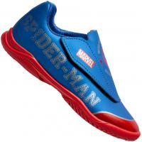 APP] Chuteira Futsal Marvel Spider Man Velcro IC