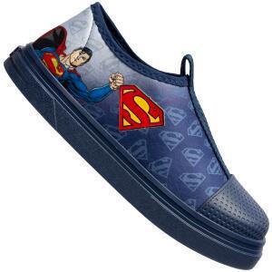 APP] Tênis Infantil Liga da Justiça Superman <div