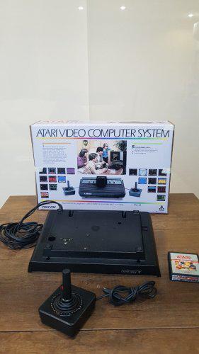 Atari 2600 Polyvox Kit Clássico Com Caixa