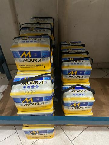 Bateria moura 70ah garantia 18 meses