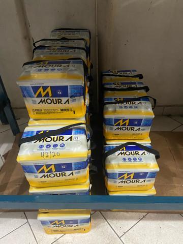 Bateria moura onix prisma cobalt spin honda fit