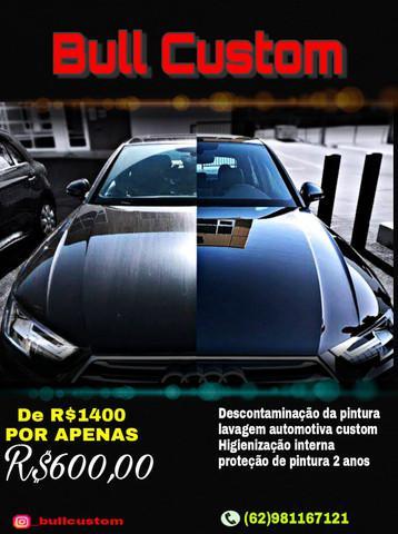 Black friday vitrificação automotiva
