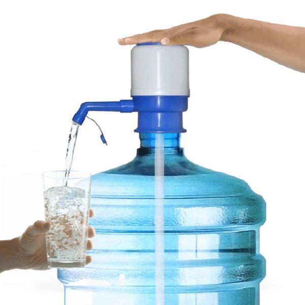 Bomba manual para garrafão galão de água 10/20 litros