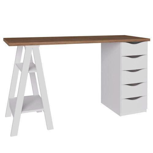 Mesa para escrit/u00f3rio escrivaninha home office 05