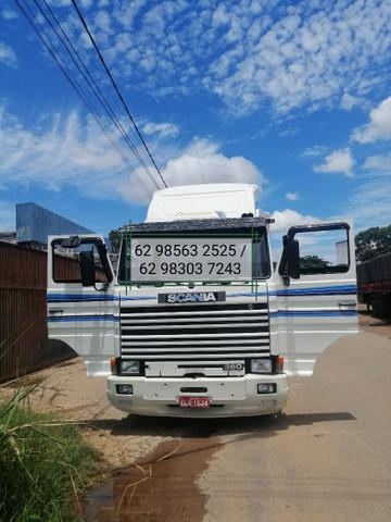 Scania 113h 360 6x2
