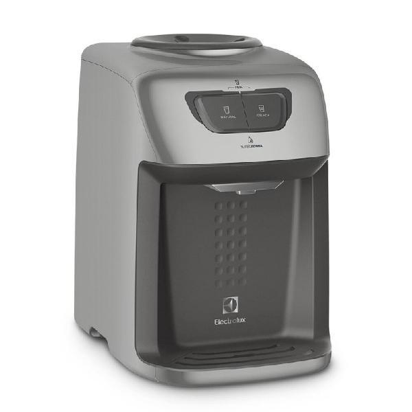 Bebedouro de Água cor Prata Com Compressor Electrolux 127V