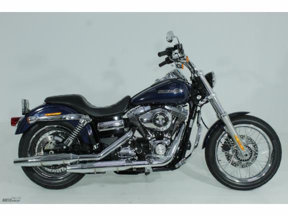 Harley-Davidson - Dyna Super Glide FXD
