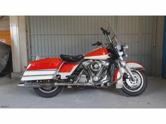 Harley-Davidson - Road King Police FLHPI