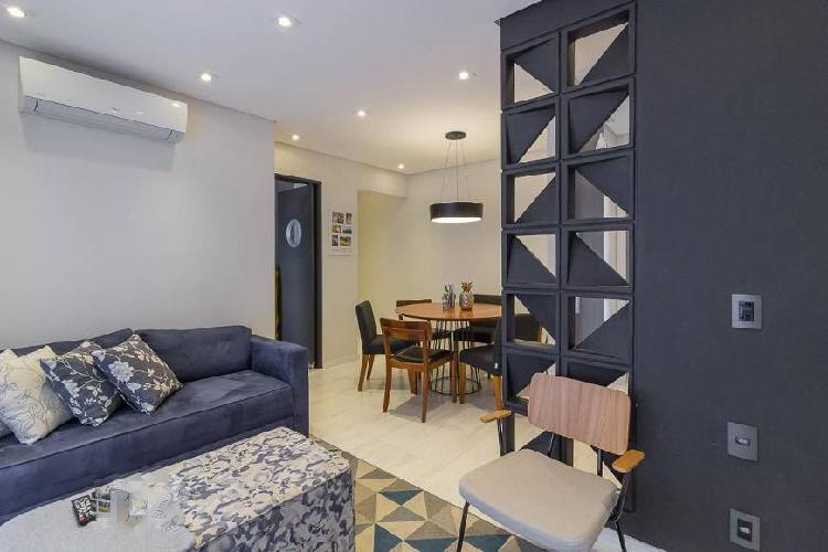 Lindo apartamento, novo, pronto para morar 79 m2 com 2