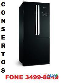 conserto de geladeira Sapopemba fone 3499 8849