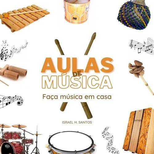 Aulas de música - faça música