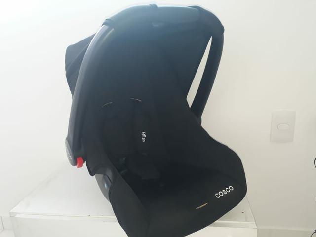 Bebê conforto cosco pouco pouco usado em bom estado!