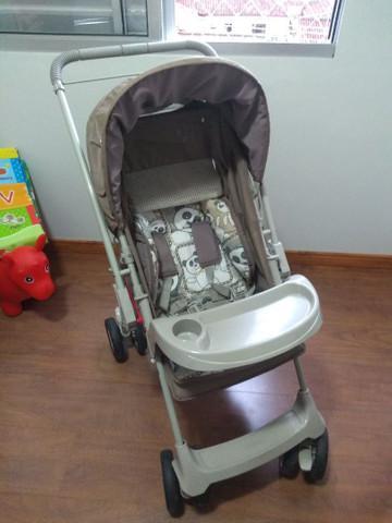 Carrinho de bebê galzerano milano