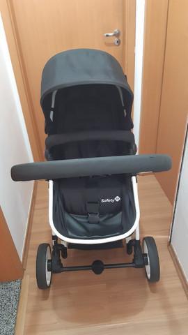 Carrinho de bebê mobi safety 1st