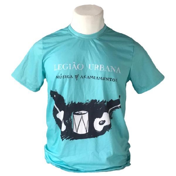 Coleção camisas legião urbana