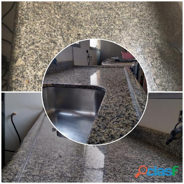 Limpeza de piso em geral