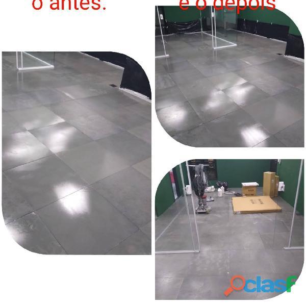 Limpeza de piso em geral 2