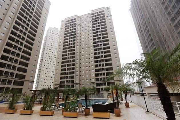 Apartamento 63 m² com 2 dormitórios - santos - sp