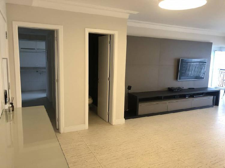 Apartamento bairro campestre com 144 m² de área privativa