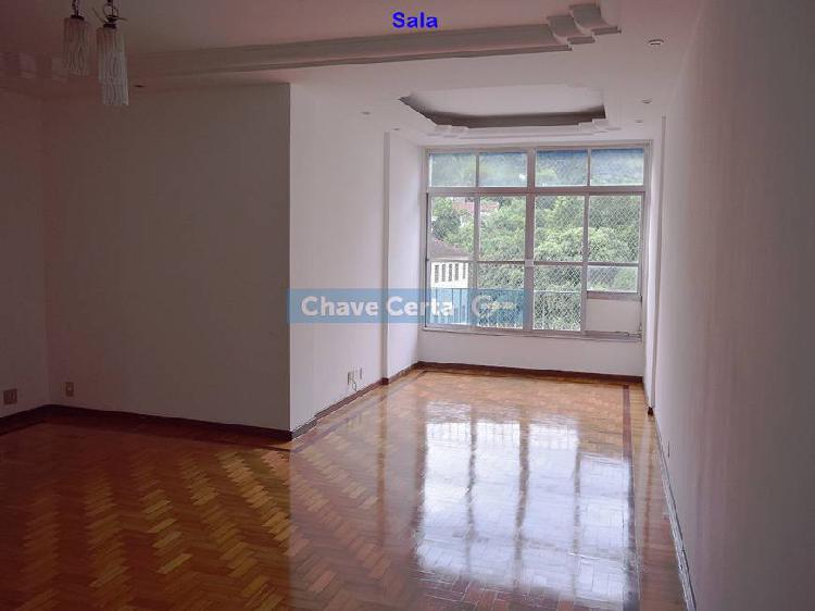 Apartamento na rua das laranjeiras, com excelente planta de