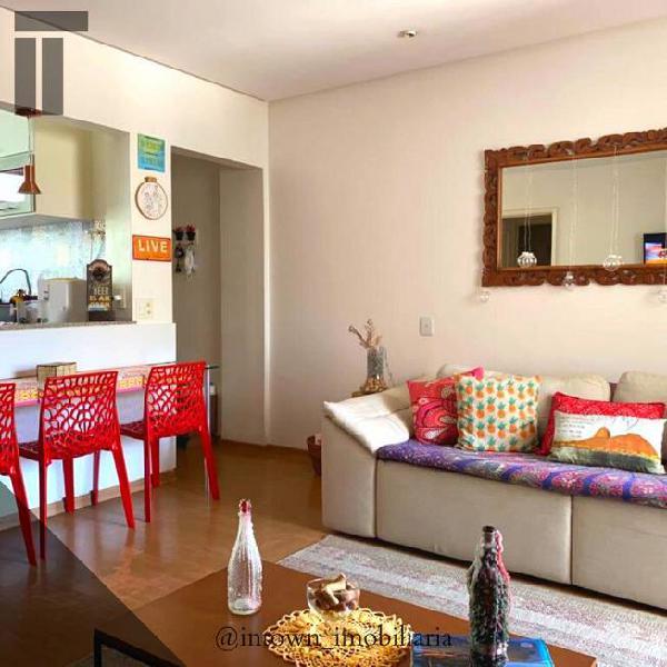 Apartamento para venda, 100 m2, 3 quartos, totalmente