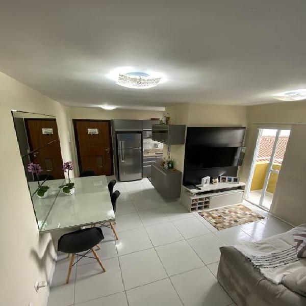 Apartamento para venda tem 47 metros quadrados com 2 quartos