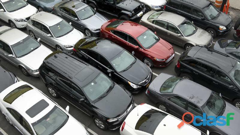 Estacionamento 300 m² no Centro de Santo André.