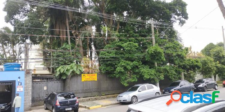 Terreno com 1000 m2 em são paulo - jardim brasil (zona sul) por 5 milhões à venda