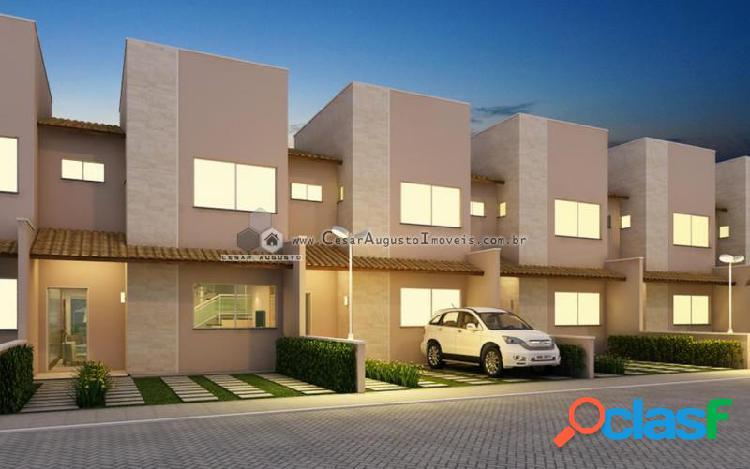 Imperial residence iv - casa em condomínio em aquiraz - divinéia por 299.999,00 à venda