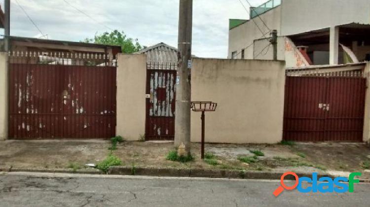 Terreno - Venda - Santo Andre - SP - Jardim Ana Maria