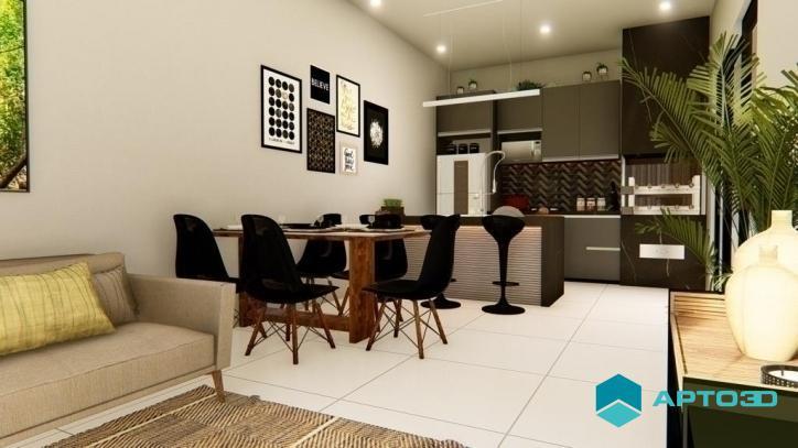 Casa em condomínio assis 2 dormitórios - 72 m²