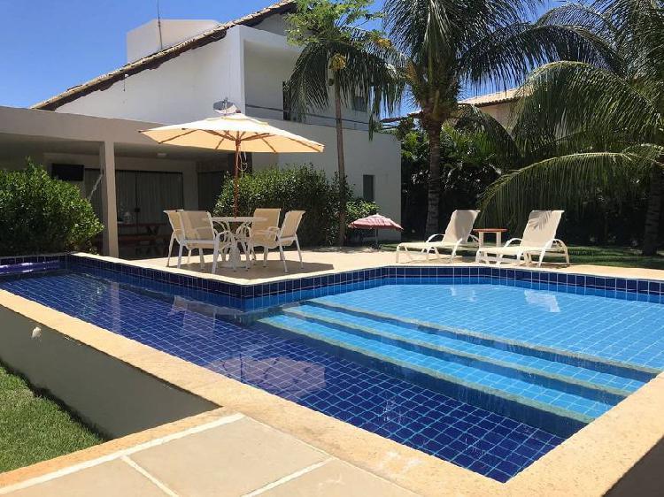 Casa no condomínio quinta das lagoas em itacimirim. 4