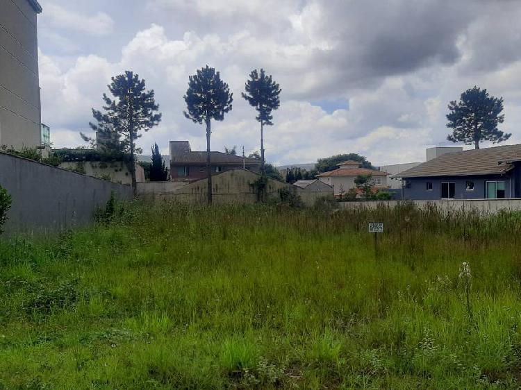 Lote/terreno para venda plano com 860 m2