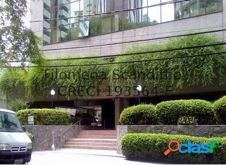 Sala comercial com 289 m2 em são paulo - itaim bibi por 12.000,00 para alugar